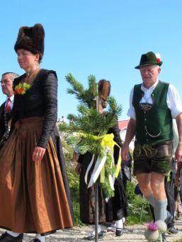 Hochfellnfest 2015, Trachtler