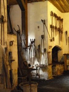 Glockenschmiede Ruhpolding, Werkzeuge