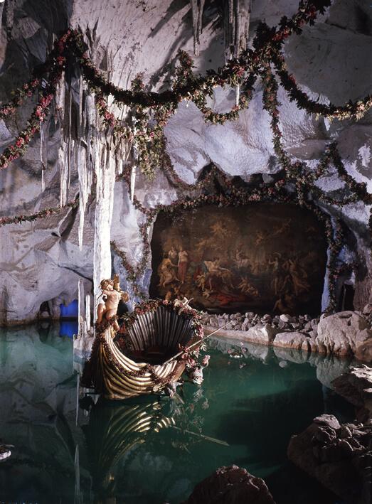 schloss-linderhof-grotte