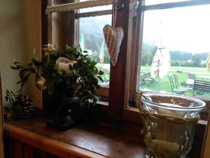 Fenster beim Häusler in Ruhpolding